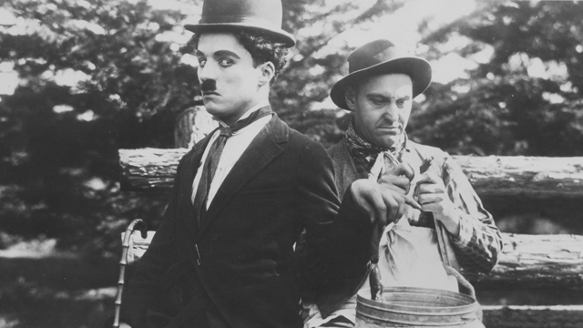 In the Park is another of the early Charlie Chaplin shorts.