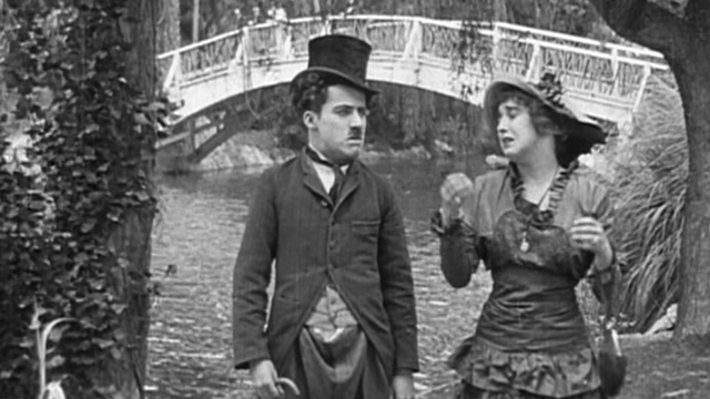 Mabel's Married Life is one of the early Charlie Chaplin shorts.