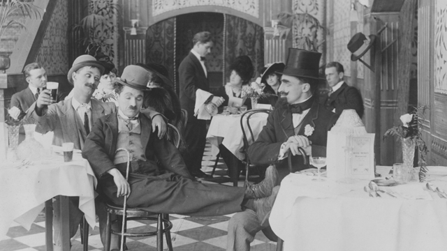 A Night Out is another of the early Charlie Chaplin shorts at Essanay.