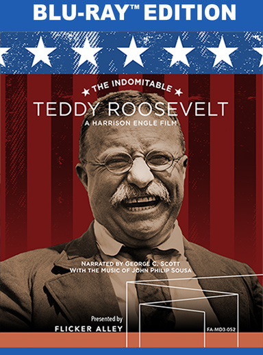 Teddy Cover (with Blu-ray logo)