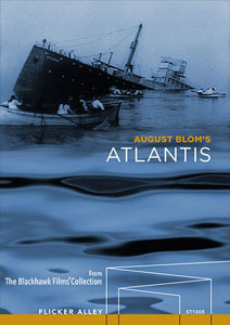 August Blom's Atlantis Flicker Alley blu-ray DVD silent film buy watch stream