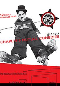 Chaplin's Mutual Comedies Blu-ray/.DVD