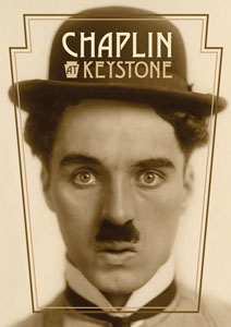 Chaplin at Keystone DVD Flicker Alley blu-ray DVD silent film buy watch stream