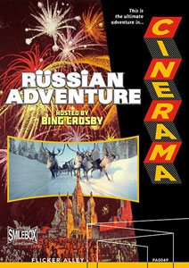 Flicker Alley blu-ray DVD silent film buy watch stream Cinerama's Russian Adventure Blu-ray/DVD