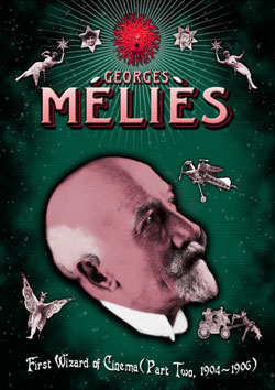 Georges Méliès: First Wizard of Cinema Part Two (1904-1906) streaming in HD Flicker Alley blu-ray DVD silent film buy watch stream
