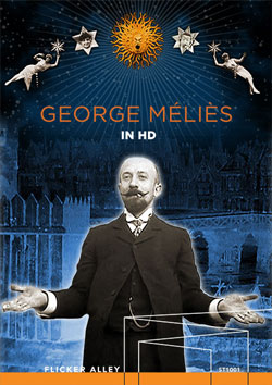 Georges Méliès in HD Flicker Alley blu-ray DVD silent film buy watch stream