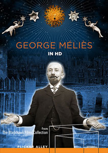 Georges Méliès in HD Flicker Alley blu-ray DVD silent film buy watch stream