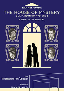 House of Mystery DVD Flicker Alley blu-ray DVD silent film buy watch stream