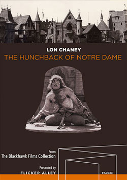 The Hunchback of Notre Dame (1923) starring Lon Chaney Blu-ray