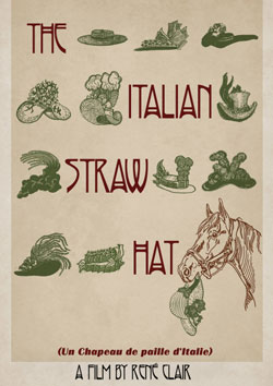The Italian Straw Hat (Un Chapeau de paille d'Italie) DVD
