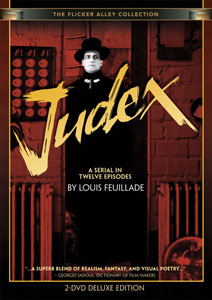 Judex: A Serial in Twelve Episodes by Louis Feuillade DVD