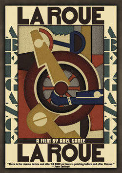 La Roue: A Film by Abel Gance DVD Flicker Alley blu-ray DVD silent film buy watch stream