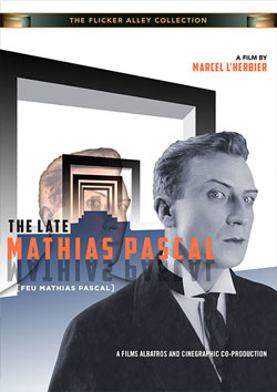 The Late Mathias Pascal Blu-ray