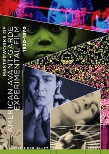 Masterworks of American Avant-garde Experimental Film 1920-1970 Blu-ray/DVD