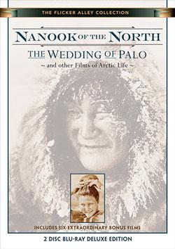 Nanook of the North Blu-ray Flicker Alley blu-ray DVD silent film buy watch stream