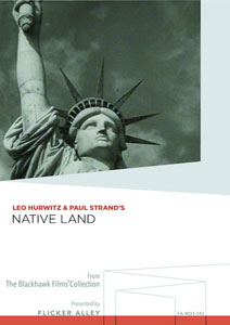 Native Land Manufactured-On-Demand MOD DVD
