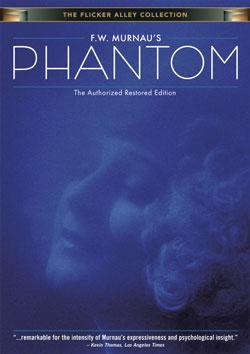 F.W. Murnau's Phantom DVD