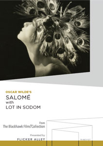 Salomé with Lot in Sodom Manufactured-On-Demand MOD DVD