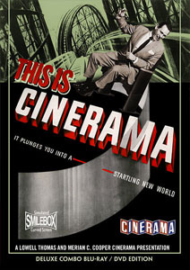 This Is Cinerama Blu-ray/DVD Flicker Alley blu-ray DVD silent film buy watch stream