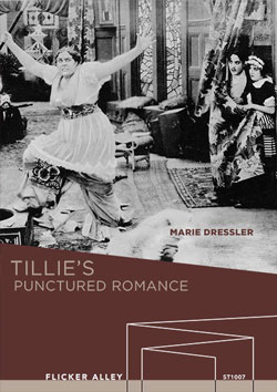 Tillie's Punctured Romance streaming in HD Flicker Alley blu-ray DVD silent film buy watch stream