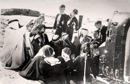 7WW.Beduins & Boy Scouts
