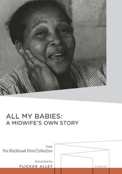 Flicker Alley blu-ray DVD silent film buy watch stream All My Babies: A Midwife's Own Story Manufactured-On-Demand MOD DVD