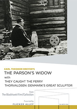 Flicker Alley blu-ray DVD silent film buy watch stream Parson's widow