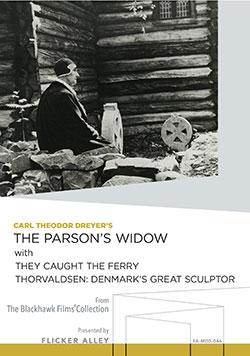 Flicker Alley blu-ray DVD silent film buy watch stream Parson's widow