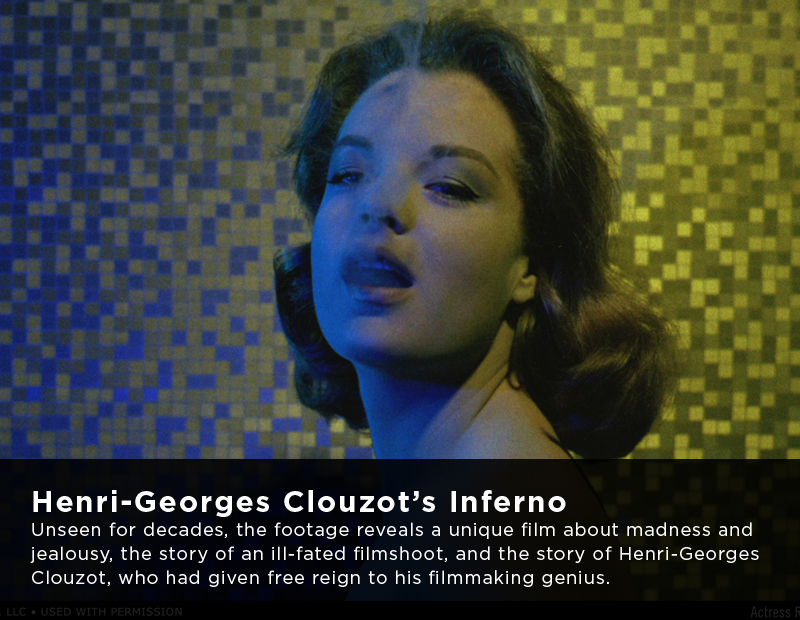 Flicker Alley Silent Film Blu-ray DVD Stream buy MOD Inferno Clouzot