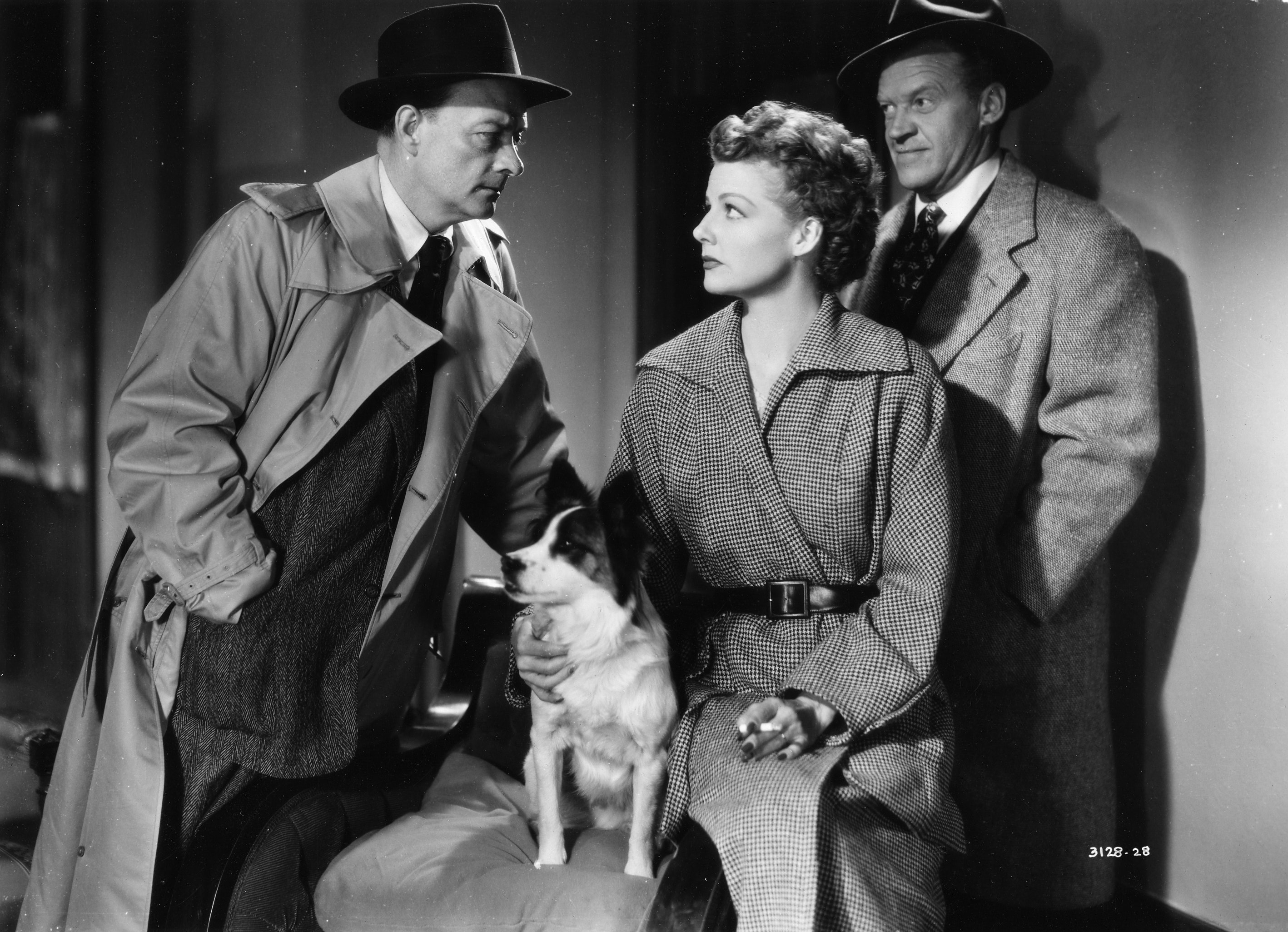 An Uncommon Woman in WOMAN ON THE RUN (1950) – Flicker Alley