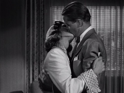 Jane (Lizabeth Scott) has a hunch she knows how to deal with Danny (Dan Duryea) — for now.