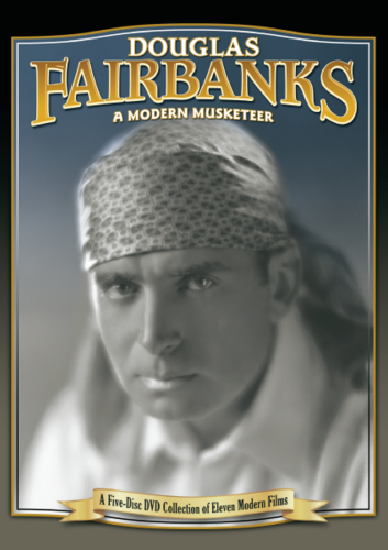 Douglas Fairbanks cover 353x500