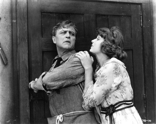 Flicker Alley Silent Film Blu-ray DVD Stream buy MOD Behind the Door