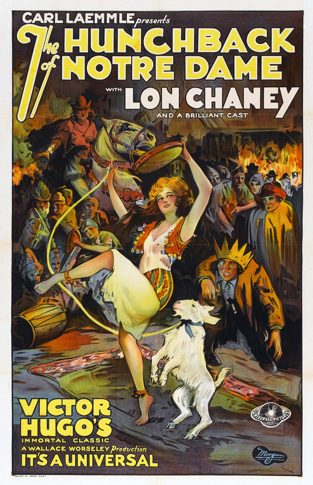 Lon Chaney Gives an Interview—for Once – Flicker Alley