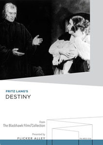 Fritz Lang's Destiny Manufactured-On-Demand MOD DVD