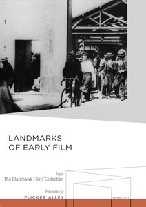 Flicker Alley blu-ray DVD silent film buy watch stream Landmarks of Early Film Manufactured-On-Demand MOD DVD