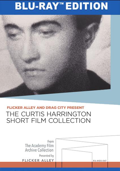 Curtis Harrington short film blu-ray dvd Flicker Alley