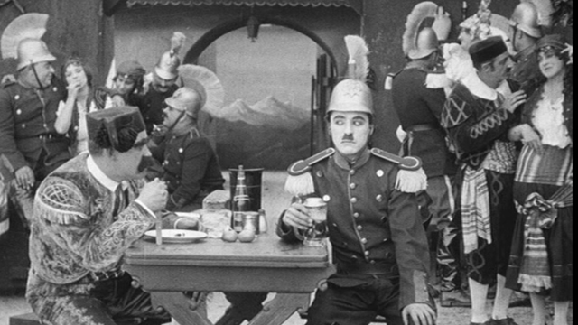 Burlesque on Carmen is one of the final Essanay Charlie Chaplin shorts.