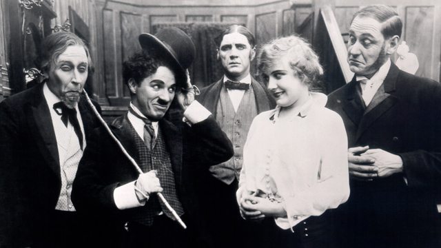 A Jitney Elopement is one of the Charlie Chaplin shorts at Essanay.