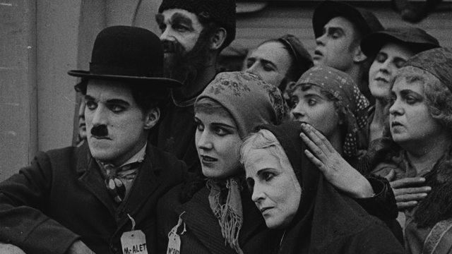 The Immigrant is one of the last of the Charlie Chaplin shorts.