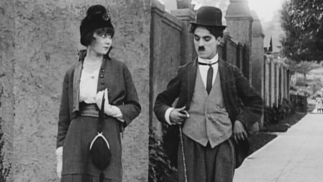 Those Love Pangs is one of the Keystone Charlie Chaplin shorts.
