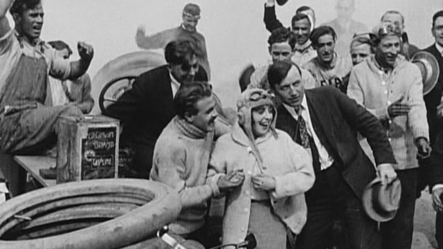 Mabel at the Wheel is one of the Keystone Charlie Chaplin shorts.