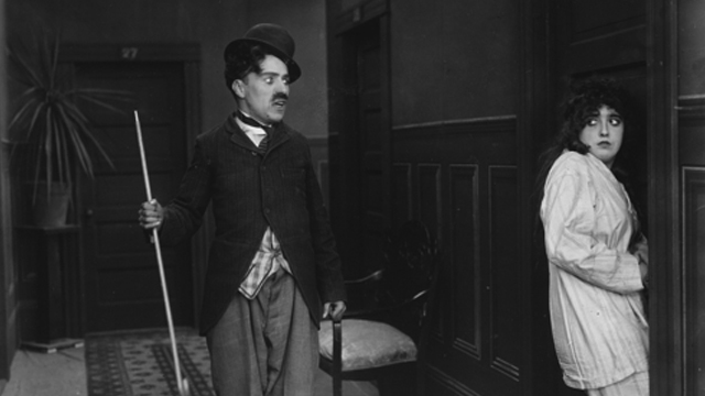 Mabel's Strange Predicament is one of the first Charlie Chaplin shorts!
