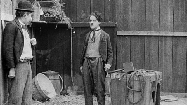 The Fatal Mallet is one of the early Keystone Charlie Chaplin shorts.