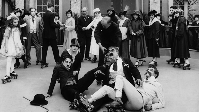 The Rink is another of the Mutual Charlie Chaplin shorts.