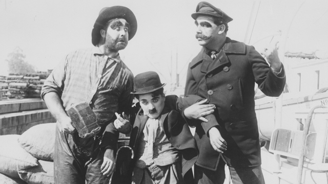 Shanghaied is another of the Charlie Chaplin shorts at Essanay.