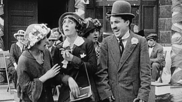 Mabel's Busy Day is another of the Keystone Charlie Chaplin shorts.