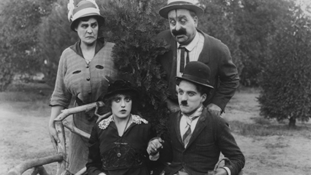 Getting Acquainted is another of the early Charlie Chaplin shorts at Keystone.