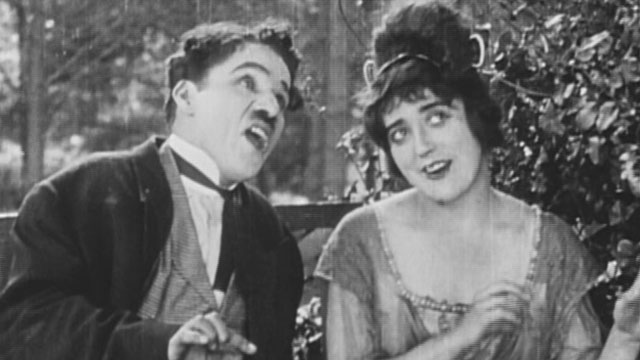 Caught in a Cabaret is one of the Keystone Charlie Chaplin shorts.