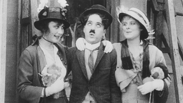 The Masquerader is one of the earliest Charlie Chaplin shorts.